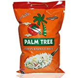 Palm Tree Export Quality Indian Basmati Rice - 1kg
