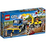 LEGO - 60152 - City - Jeu de construction  - Le Déblayage du Chantier