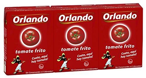 Tomate Frito Orlando pack Brick 3 x 210gr - Tomaten-pack