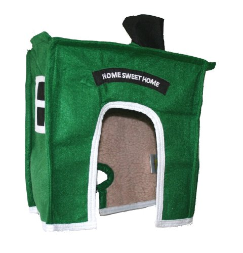 Avian Haven Hut for Birds, Extra Large, Green 1