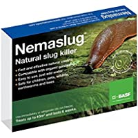 Nemaslug Slug Killer Standard Pack treats 40 sq m