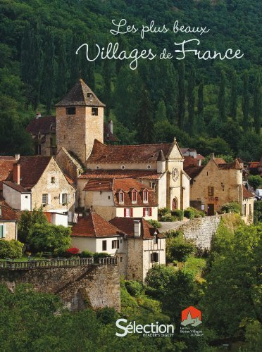 Plus beaux villages de France de Tocqueville. Aude de (2012) Relié