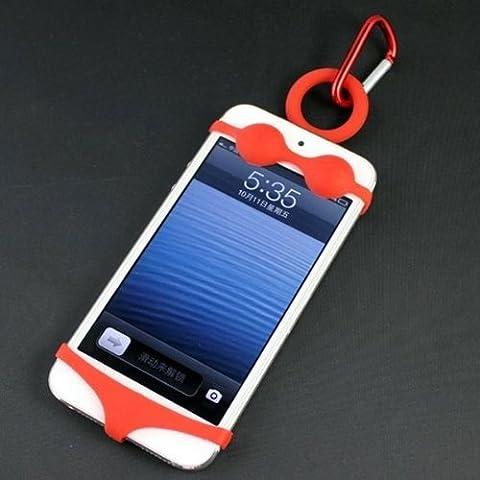 Universal Sexy sujetador y la ropa interior de la caja de la montaña para el iPhone 4 4S 5 5S 5C.