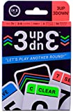 Best Board Games For Teens - 3UP 3DOWN Card Game Review