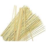 Times–Kit de 300 pics à brochettes en bambou 30 cm