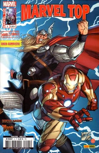 Marvel Top, N° 5 : Iron Man/Thor : Divin espace
