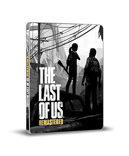 The Last of Us Remastered - Steelbook Edition (exklusiv bei Amazon.de) [PlayStation - Us Ps4 Remastered Of Last