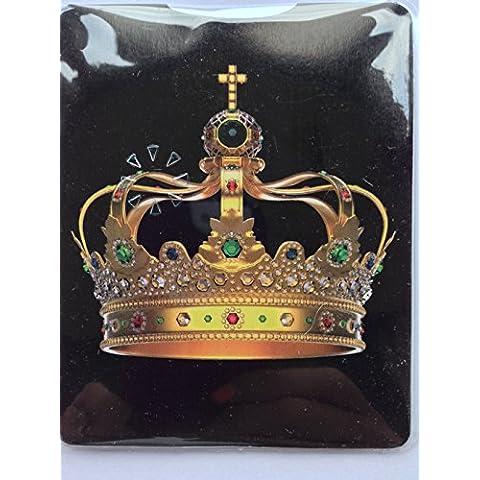 Maranda Ti MT145 Mi Torch Crown Jewels Queen Pratica torcia, borsa in plastica, colore: multicolore