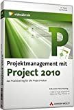 Projektmanagement mit Project 2010 - Videotraining Bild