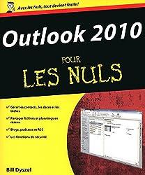 OUTLOOK 2010 POUR LES NULS