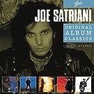 Original Album Classics - Joe Satriani x 5 CD Set