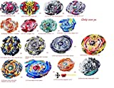 #2: MTT SOLUTION Gyro Battling Top Beyblade Burst Spining Toys with Launcher+Grip (Multicolour)