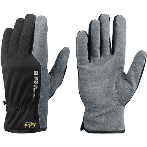 snickers-workwear-precision-sence-essential-guanti-1-pezzi-8-grigio-nero-95614804008