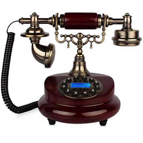LLP LM Altes Telefon European-Style Retro Wohnzimmer-Schlafzimmer-Haus Sitz Der Waschmaschine Altes Telefon Klavier - Messing Antik Klavier