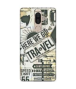 For Lenovo K8 Note Print Ocean Latest Design High Quality Printed Designer Soft TPU Back Case Cover