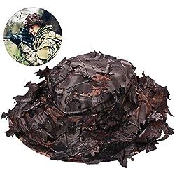 Gorra de Camuflaje Casquillo Militar de Hombres de Sombrero de Arce Impermeable Adecuado para la Primavera, Verano, Otoño e Invierno(#2)