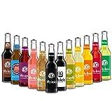 Fritz-Kola und Fritz-Limo Mix-Set 12 Flaschen a 330 ml inklusive Pfand !