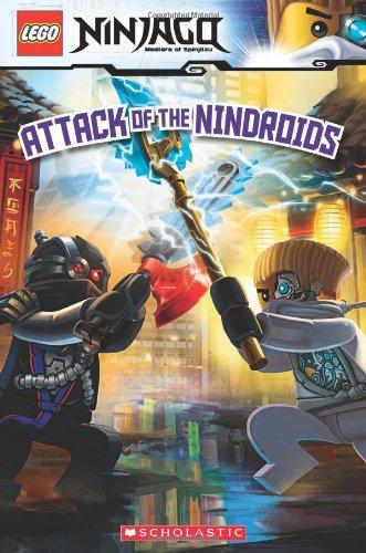 Attack of the Nindroids (Lego Ninjago: Reader) (Lego Ninjago: Masters of Spinjitzu)