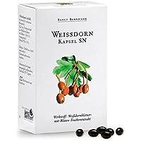 Sanct Bernhard Weißdorn-Kapsel mit Trockenextrakt aus Weißdornblättern mit Blütenextrakt, 120 Kapseln preisvergleich bei billige-tabletten.eu