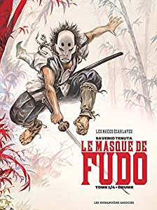 Le Masque de Fudo Edition simple Tome 1