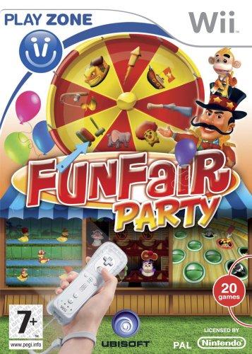 Funfair Party (nintendo Wii)