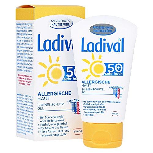 Ladival allergische Haut Gel Lsf 50+ 50 ml