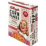 Nostalgic-Art 30324 Kellogg's - Girl Corn Flakes Collage, Vorratsdose XL
