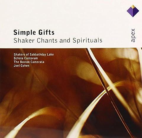 Simple Gifts: Shaker Chants & Spirituals