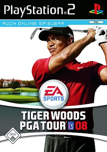 Tiger Woods PGA Tour 08 (Ps2 Ea Sports)