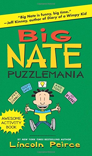Big Nate Puzzlemania (Big Nate Activity Book)