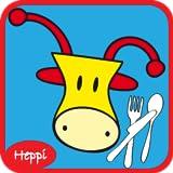 Bo geht essen - Lern-App für Kinder