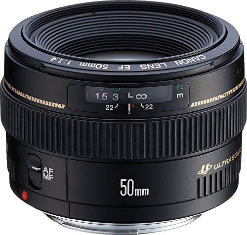 Canon EF 50mm f/1.4 USM Obiettivo, omaggio SDHC 8GB