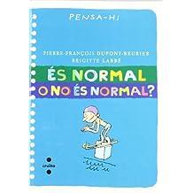 És normal o no és normal? (Piruletas de filosofía)