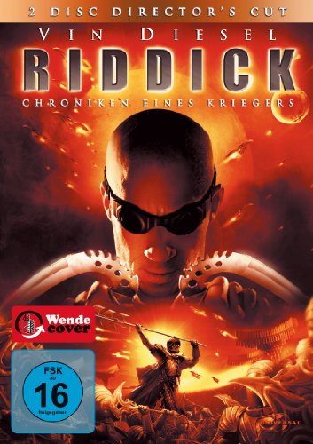 Riddick - Chroniken eines Kriegers [Director's Cut] [2 DVDs]