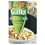 Gallo Carnaroli Risotto Arroz 500G