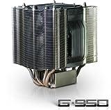 Dynatron G950 Genius CPU Kühler für Sockel 1156 1366 775 AM3 AM2+ AM2 Low Noise Desktop CPU Kühler