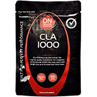 Deluxe Nutrition Extreme CLA 1000mg Softgels - 180 Softgel Reseable Pouch - UK Ultimate CLA Supplement Conjugated Linoleic Acid - No 1 CLA