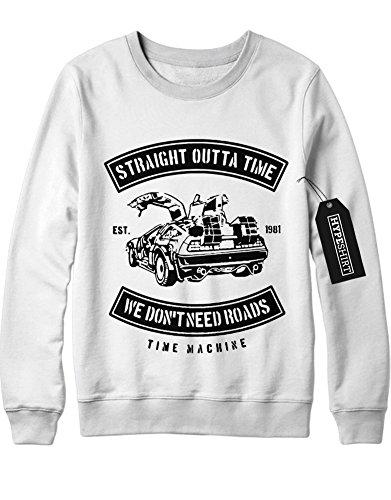 Sweatshirt Back to Future