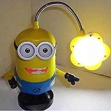 Altavoz Lámpara LED Minions - MP3 - Bluetooth - Sonidos Minion- Manos libre