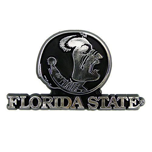 NCAA Chrome automobile Emblem, unisex adulto, Florida