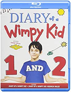 Diary of a Wimpy Kid 1 & 2 [Blu-ray] [US Import]