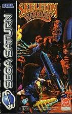 Skeleton Warriors Sega Saturn