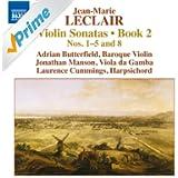 Leclair: Violin Sonatas, Op. 2, Nos. 1-5, 8