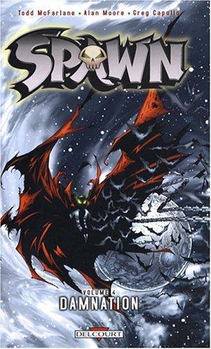 Spawn, Tome 4 : Damnation de Todd McFarlane (20 février 2008) Poche
