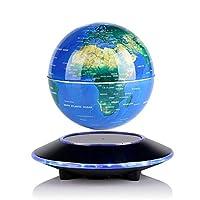 Descrizione: Il mondo si sospende nell'aria, facendoti sentire fantastico cosa high-tech. La levitazione stabile di un oggetto utilizzando solo una base elettromagnetica situata sotto l'oggetto. Galleggiante e rotante a mezz'aria, con luce a ...