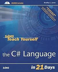 Sams Teach Yourself the C# Language in 21 Days