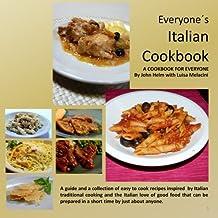 Everyones's Italian Cook Book: Luisa Melacini