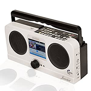 Avion DRM Digital Radio DRM/AM/FM/M&M - Granite Black