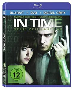 In Time - Deine Zeit läuft ab [Blu-ray + DVD + Digital Copy]