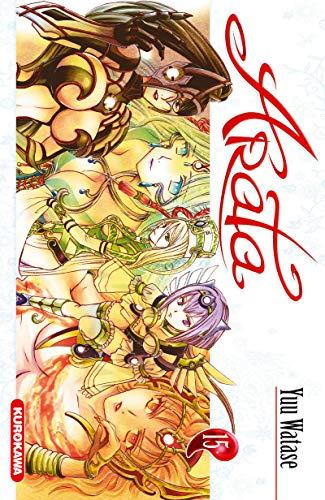 Arata Vol.15 par WATASE Yû